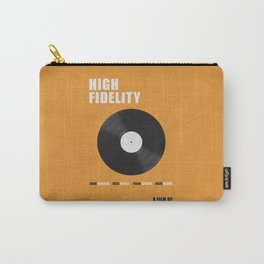 High Fidelity 01 Carry-All Pouch