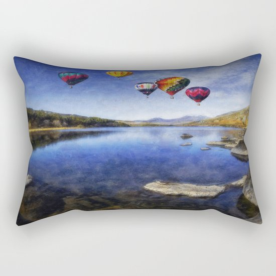 Its Freedom Rectangular Pillow