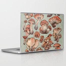 A Series of Mushrooms Laptop & iPad Skin