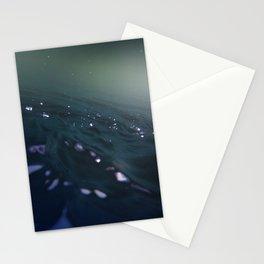 Bubble light 3 Stationery Cards