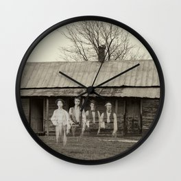 Bad Boys Wall Clock