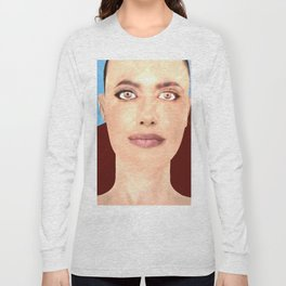 Story Of a Woman: Let's Look Further Long Sleeve T-shirt