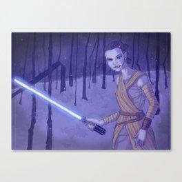 REY FORCE Canvas Print