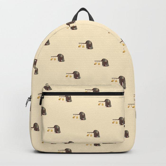 Elephant Swing Backpack