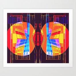 Patternm9802 Art Print