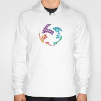globe Hoodies featuring Globe by Last Call