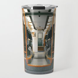 Ride the Subway Travel Mug