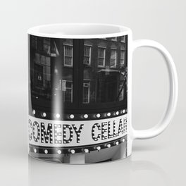 New York Comedy Cellar Coffee Mug