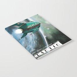 Intergalactic Notebook