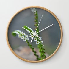 pretty little things Wall Clock