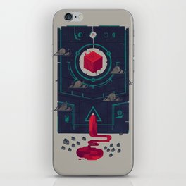 It was built for us by future generations iPhone Skin