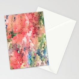 Psychedelic Snake Skin Stationery Cards