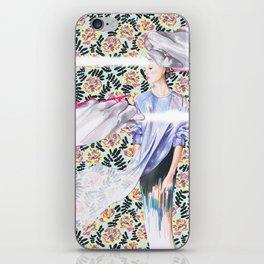 Erased iPhone Skin