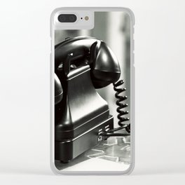 # 287 Clear iPhone Case
