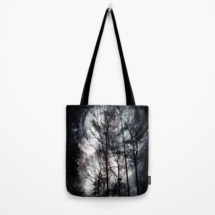 dark forest Tote Bag
