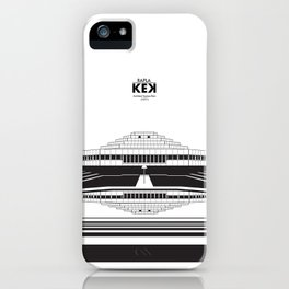 Architecture of Rapla KEK iPhone Case