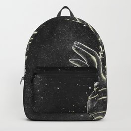 The strings of our heart. Backpack
