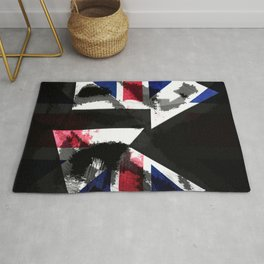 sING's: Plates for the Queen Rug