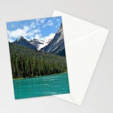 Emerald Lake Stationery Cards
