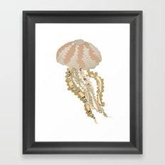 Jelly Paper #2 Framed Art Print