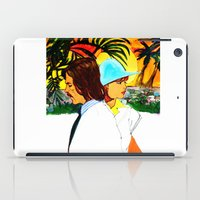 hollywood iPad Cases featuring Hollywood by Ecsentrik