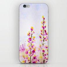 May fields iPhone & iPod Skin