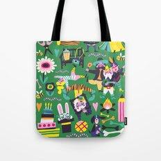 Funfair Tote Bag