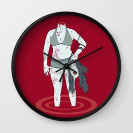 Those Who Oppose Us  Wall Clock