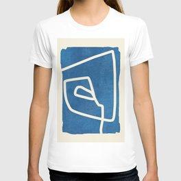 abstract minimal 57 T-shirt
