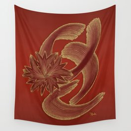 Reverence Wall Tapestry