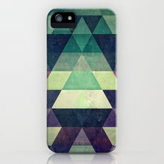dysty_symmytry iPhone (5, 5s) Slim Case