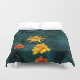 flower pattern Duvet Cover