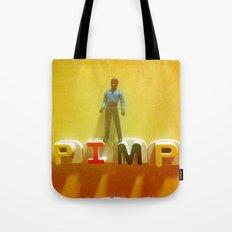 Lando at the Partay Tote Bag