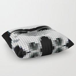 Stormtrooper : 8 Bit Pixel Floor Pillow