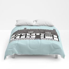'Coventry' House print Comforters