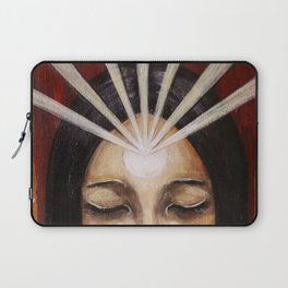 Shine Your Light for the World to See Laptop Sleeve
