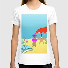 Meerly Living the Life T-shirt