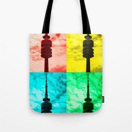 München POP ART Tote Bag