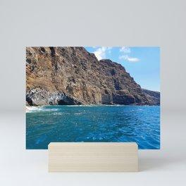 Sea Smugglers Coves Mini Art Print