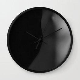 Shadowing Tease Wall Clock