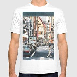 Tokyo Crossing T-shirt