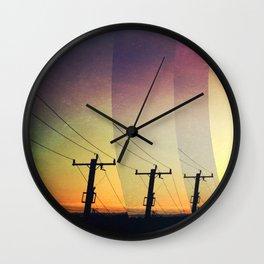 Sodo Netwrrk Wall Clock