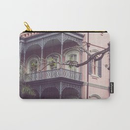 Uptown New Orleans Carry-All Pouch