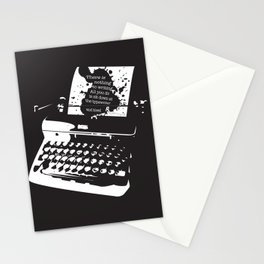 Ernest Hemingway Quote Stationery Cards