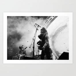The Flaming Lips Art Print