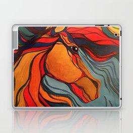 Wild Horse Breaking Free Southwestern Style Laptop & iPad Skin