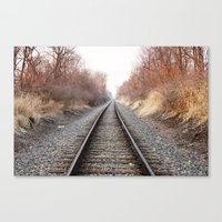 infinite Canvas Prints featuring Infinite  by DarkMikeRys