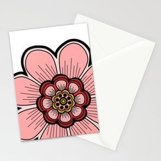 Flower 05 Stationery Cards