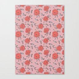 Tulipink Canvas Print