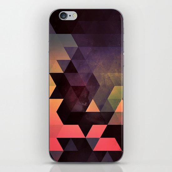 dygyt iPhone & iPod Skin